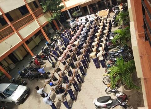 10.8.18 Swatch Bharath Abhiyan 1
