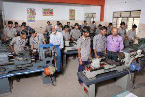 Sanjay Gandhi Polytechnic - Mechanical Engineering