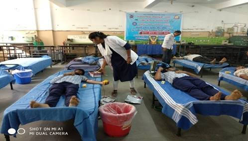 12.1.18 Blood donation camp 1