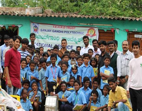 14.8.18 Distribution of medals to orphans 1