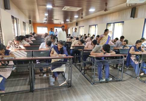 2.11.18 Awareness about election by conducting essay competition 1
