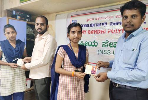 2.11.18 Awareness about election by conducting essay competition 2