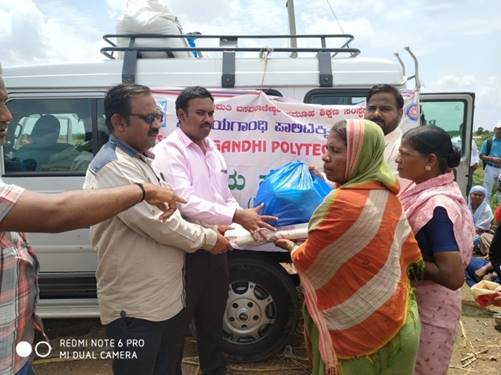 22.8.19 Distribution of essential commodities to flood affected victims1